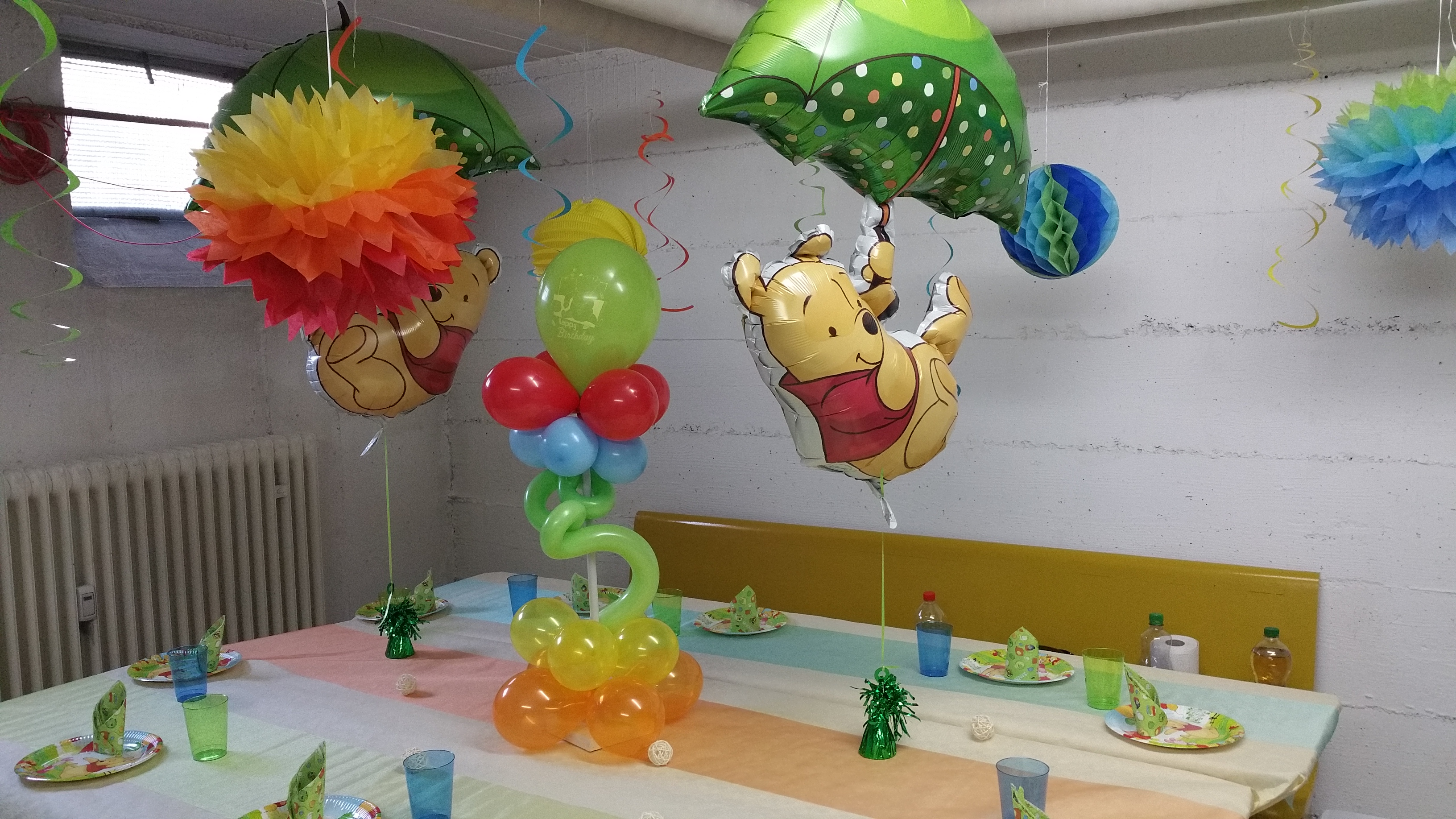 Kindergeburtstag kindereventagentur glueckskinder karlsruhe - Dekoration dschungel ...