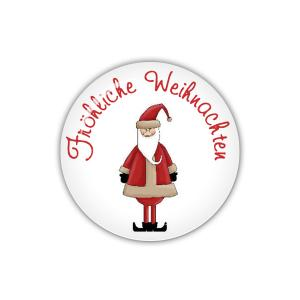 Weihnachtsbuttons