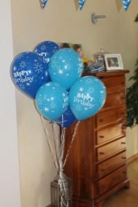 Geburtstag Luftballon
