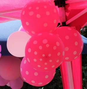 Luftballons Prinzessin