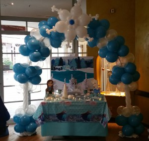 Luftballon Dekoration