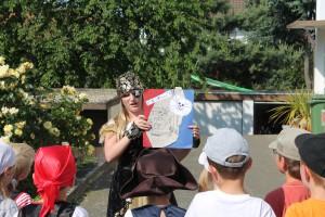 Piraten Schatzsuche