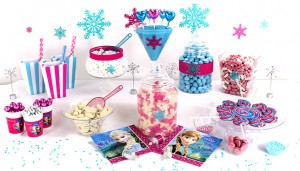 Candy Buffet Frozen