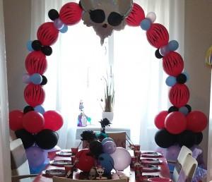 Monster High Luftballon