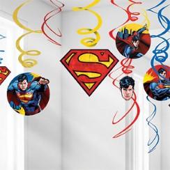 Superman Dekoration