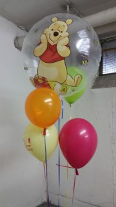 Luftballon Winnie the Puuh
