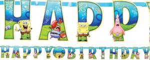 Spongebob Geburtstag