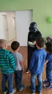Party Darth Vader