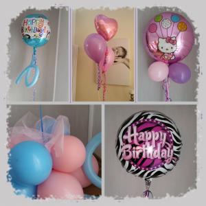 Helium Luftballons