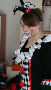 süßer Clown