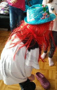 Zirkusverkleidung