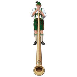 oktoberfest-alpine-horn
